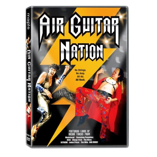 Image 0 of Air Guitar Nation On DVD