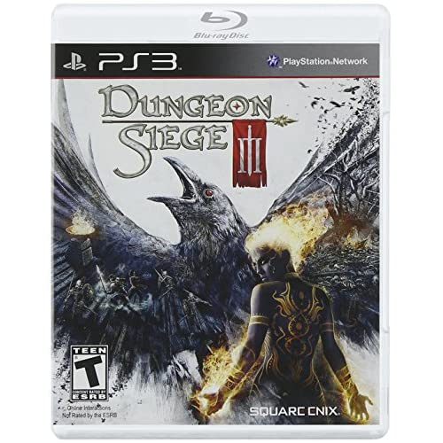 Dungeon Siege III For PlayStation 3 PS3 Fighting