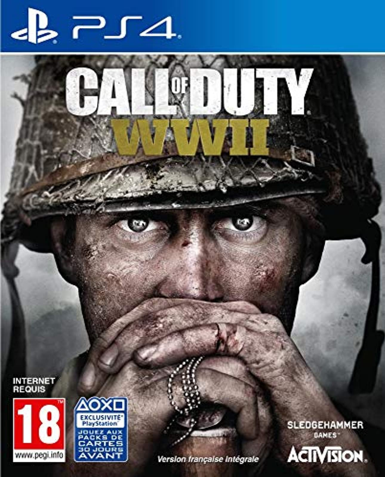 Call Of Duty WWII PS4 For PlayStation 4