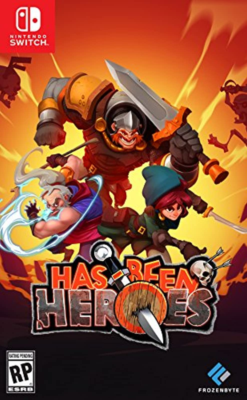 Has Been Heroes For Nintendo Switch