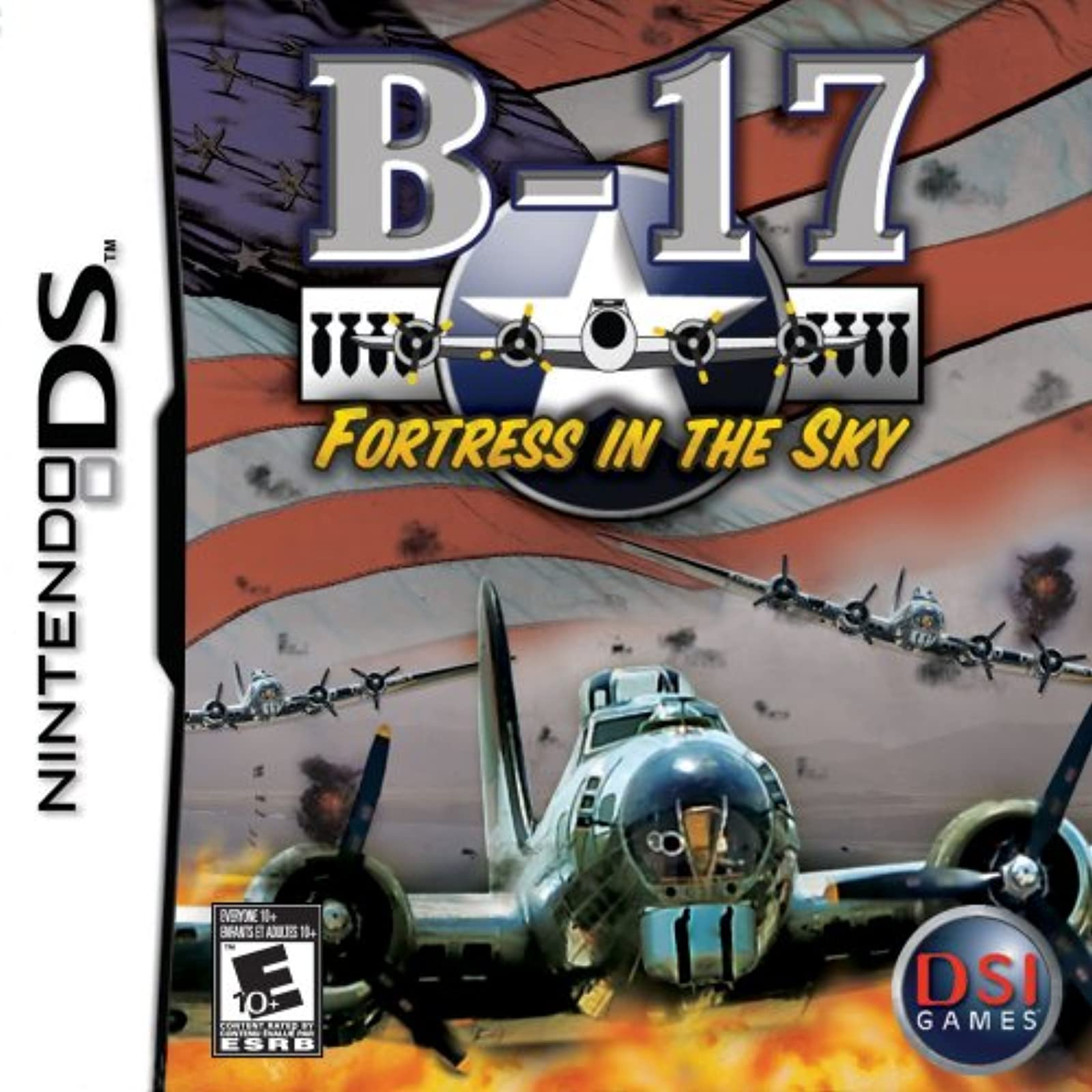 B17 Fortress In The Sky Nintendo For DS Arcade