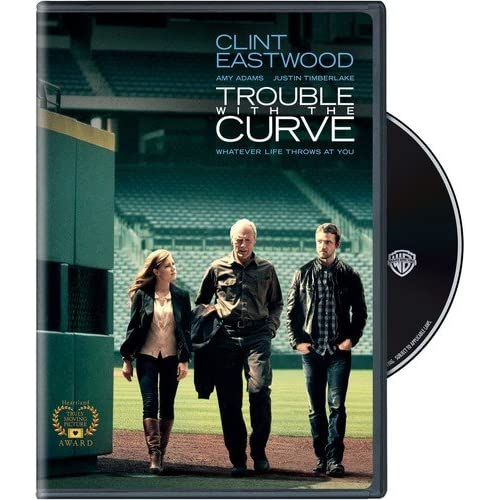 Trouble With The Curve On DVD With Clint Eastwood Drama