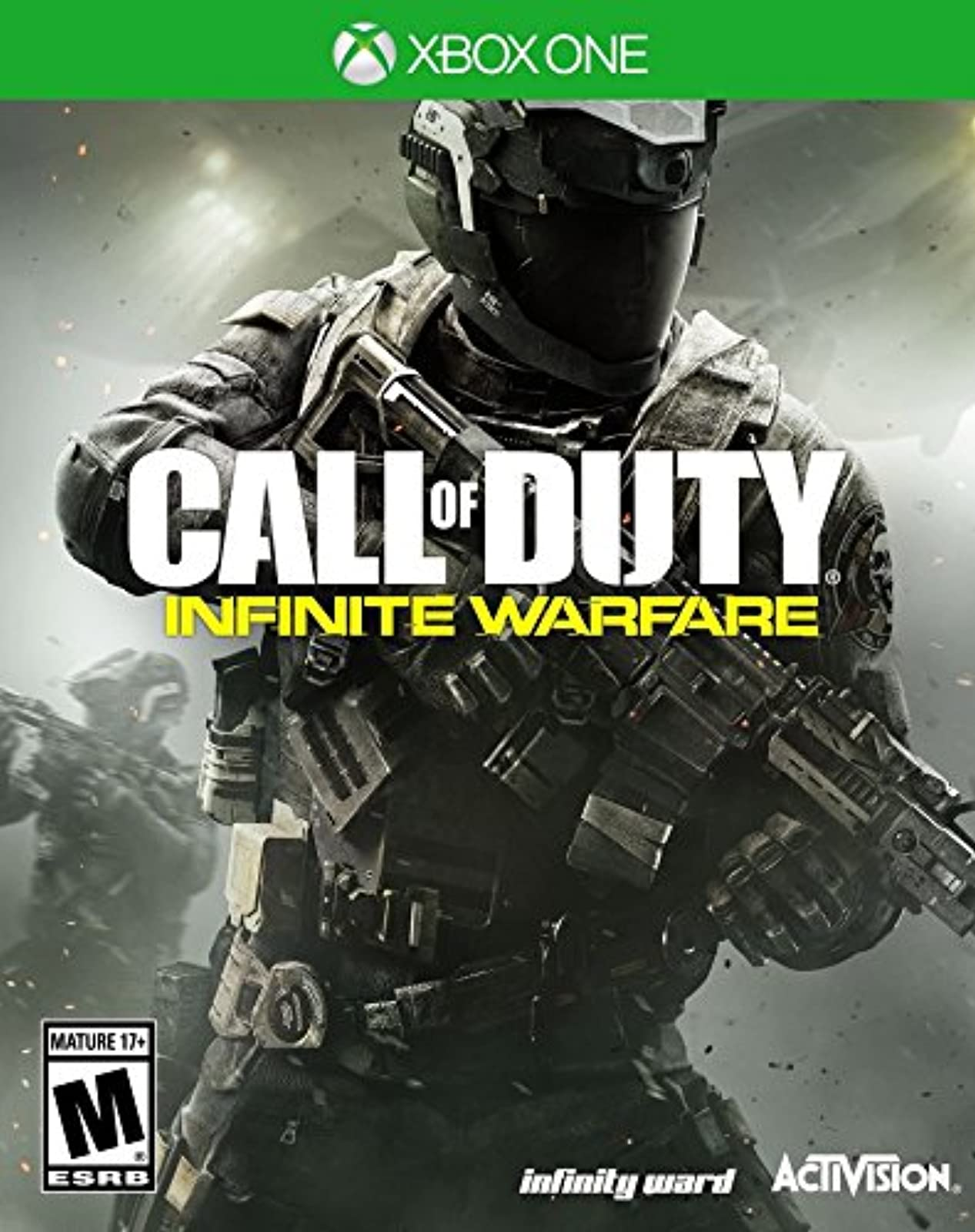 Call Of Duty: Infinite Warfare Standard Edition For Xbox One COD Shooter