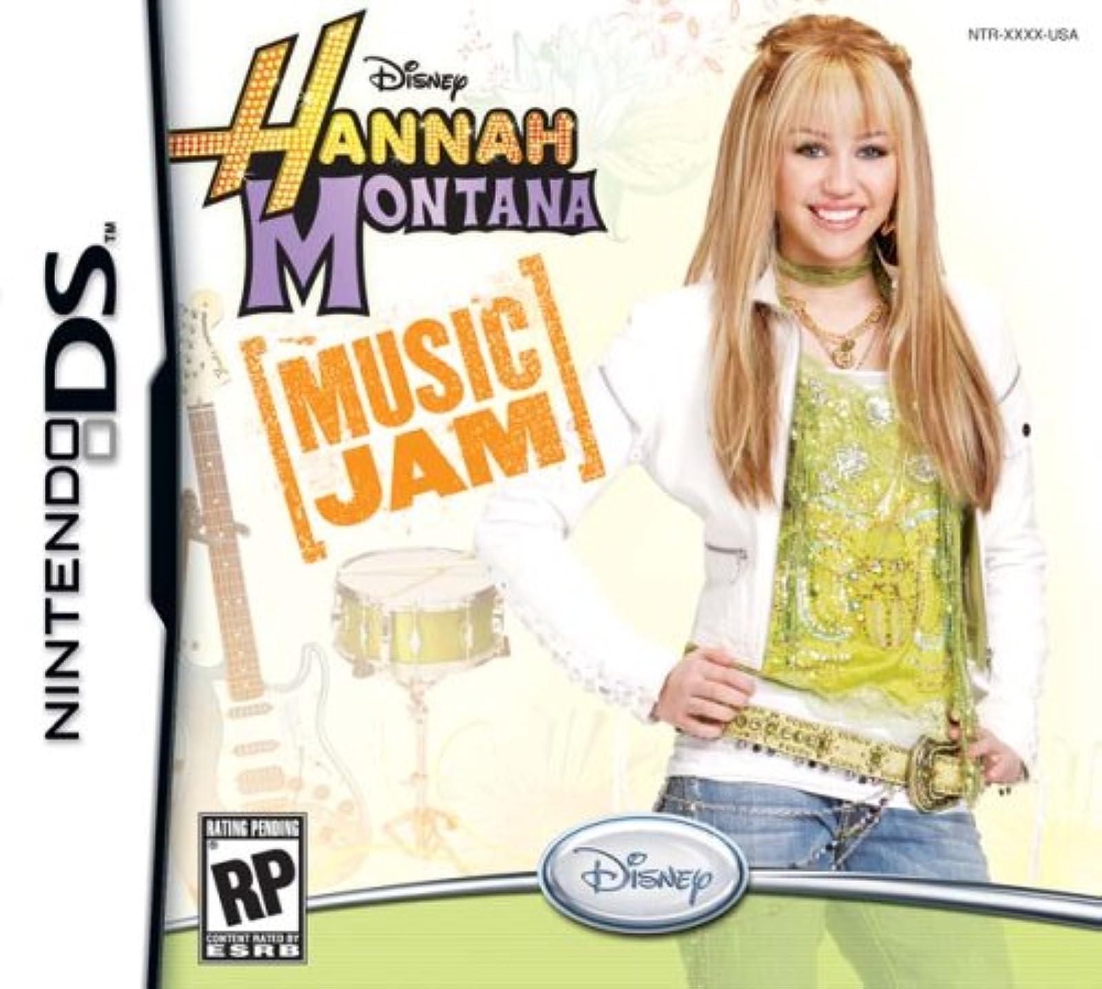 Hannah Montana: Music Jam Nintendo For DS Disney