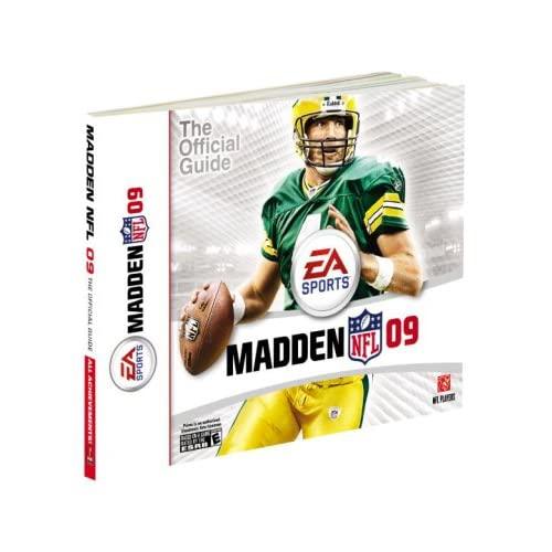 Madden NFL 09: Prima Official Game Guide Prima Official Game Guides