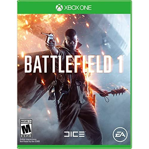 Battlefield 1 Game For Xbox One