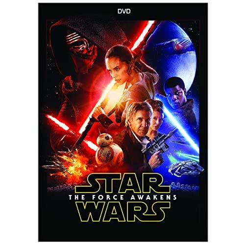 Star Wars: The Force Awakens On DVD With Harrison Ford