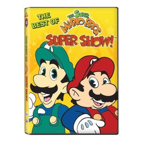 Image 0 of The Best Of The Super Mario Bros Super Show! On DVD