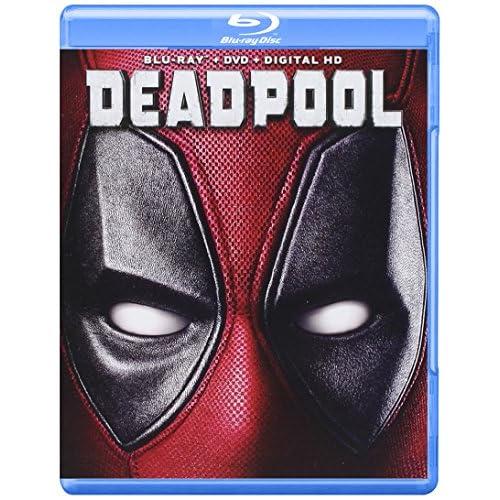 Image 0 of Deadpool On Blu-Ray With Ryan Reynolds