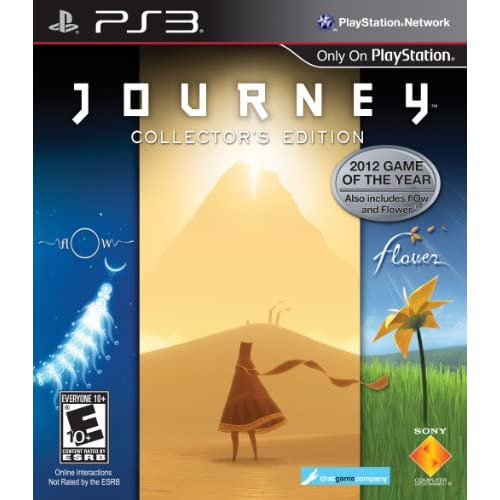 PS3 Journey Collection For PlayStation 3 Strategy