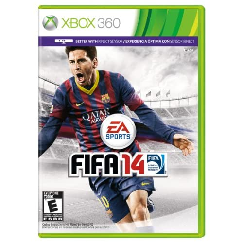 FIFA 14 For Xbox 360 Soccer