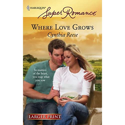 Where Love Grows by Cynthia Reese Book
