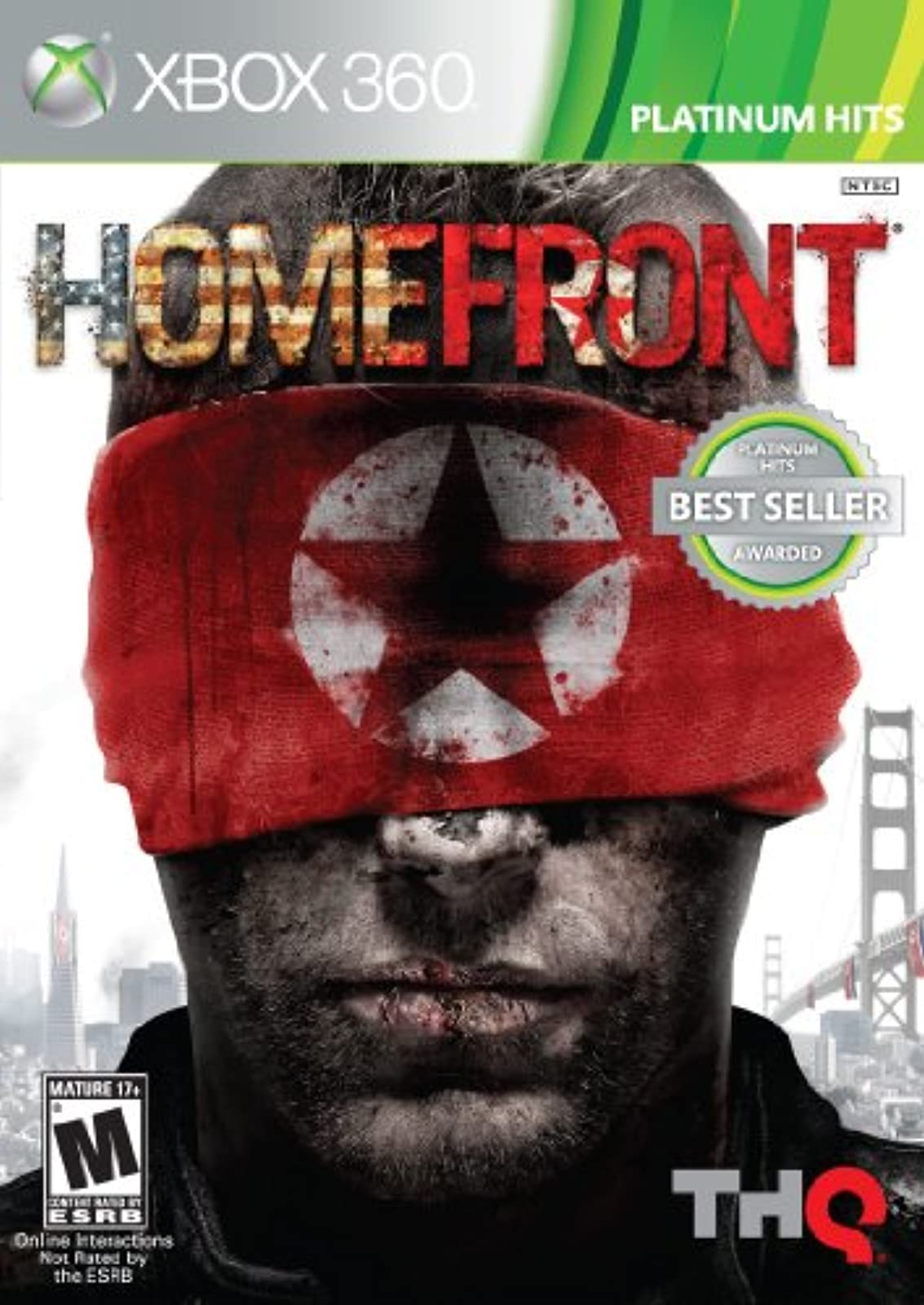 Homefront For Xbox 360 Shooter