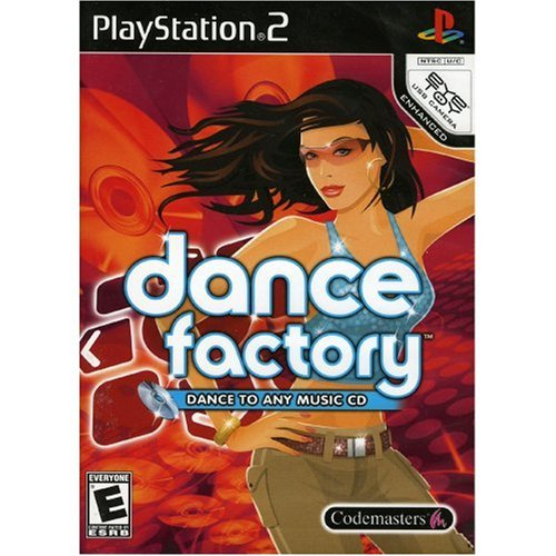 Image 0 of Dance Factory For PlayStation 2 PS2