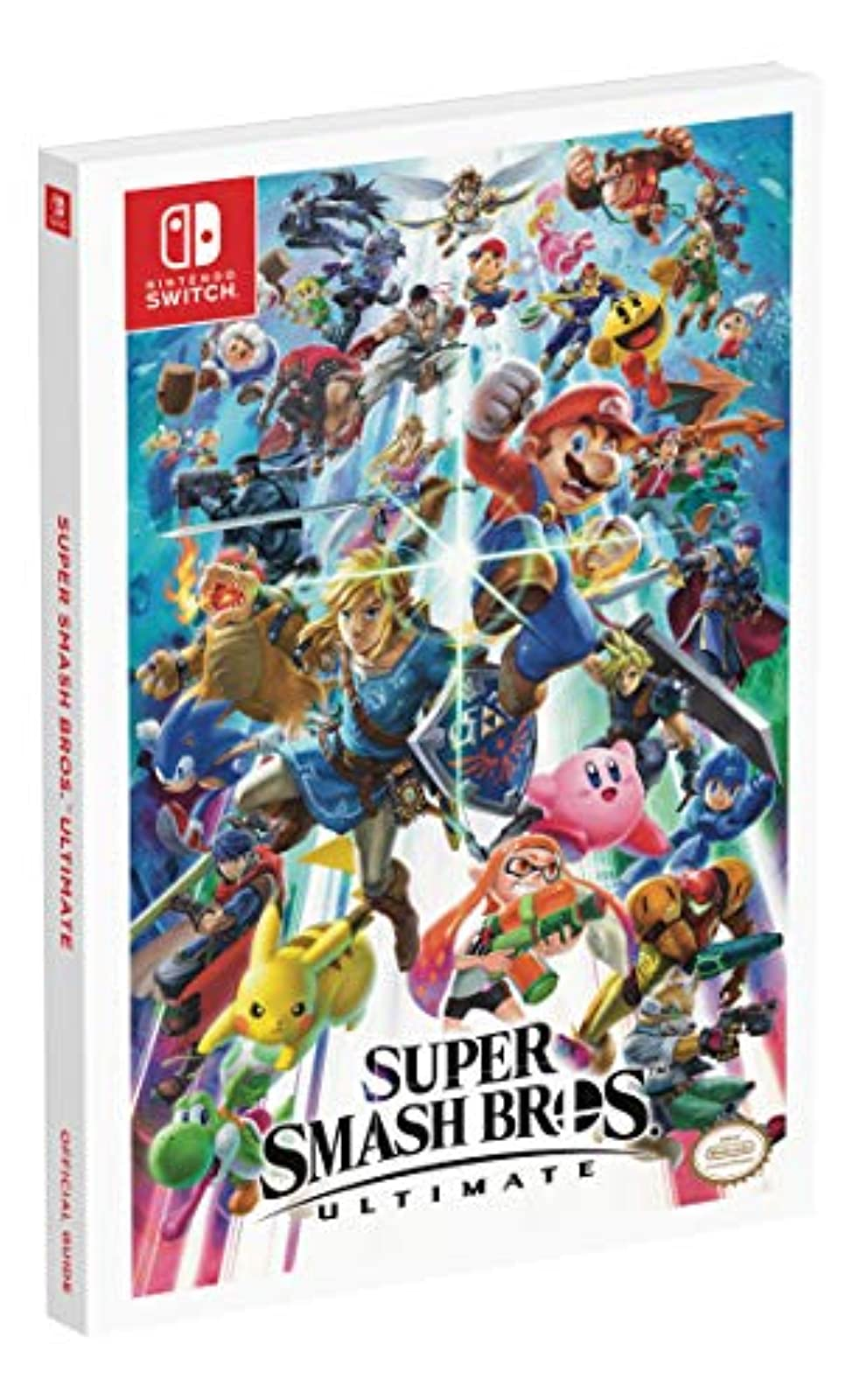 Super Smash Bros Ultimate: Official Guide Strategy Guide