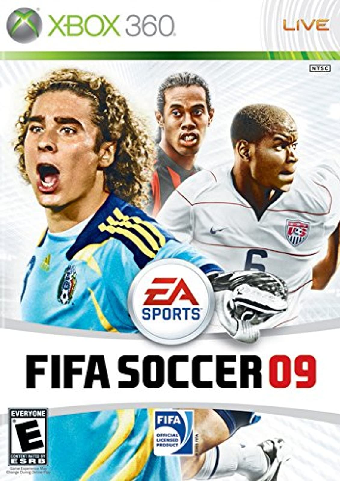FIFA Soccer 09 For Xbox 360