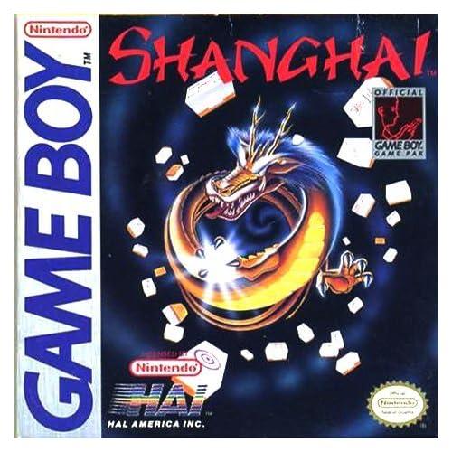 Shanghai On Gameboy Puzzle