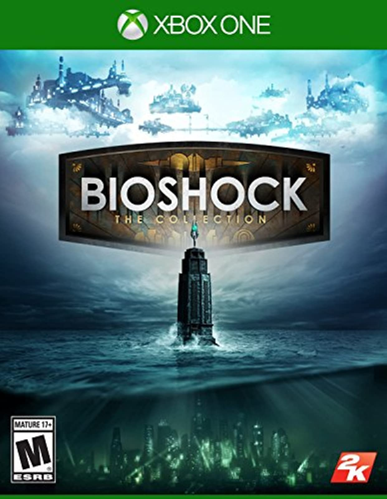Bioshock: The Collection For Xbox One Shooter