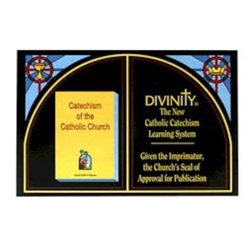 Divinity The Catholic Catechism Learning System Toy Complete