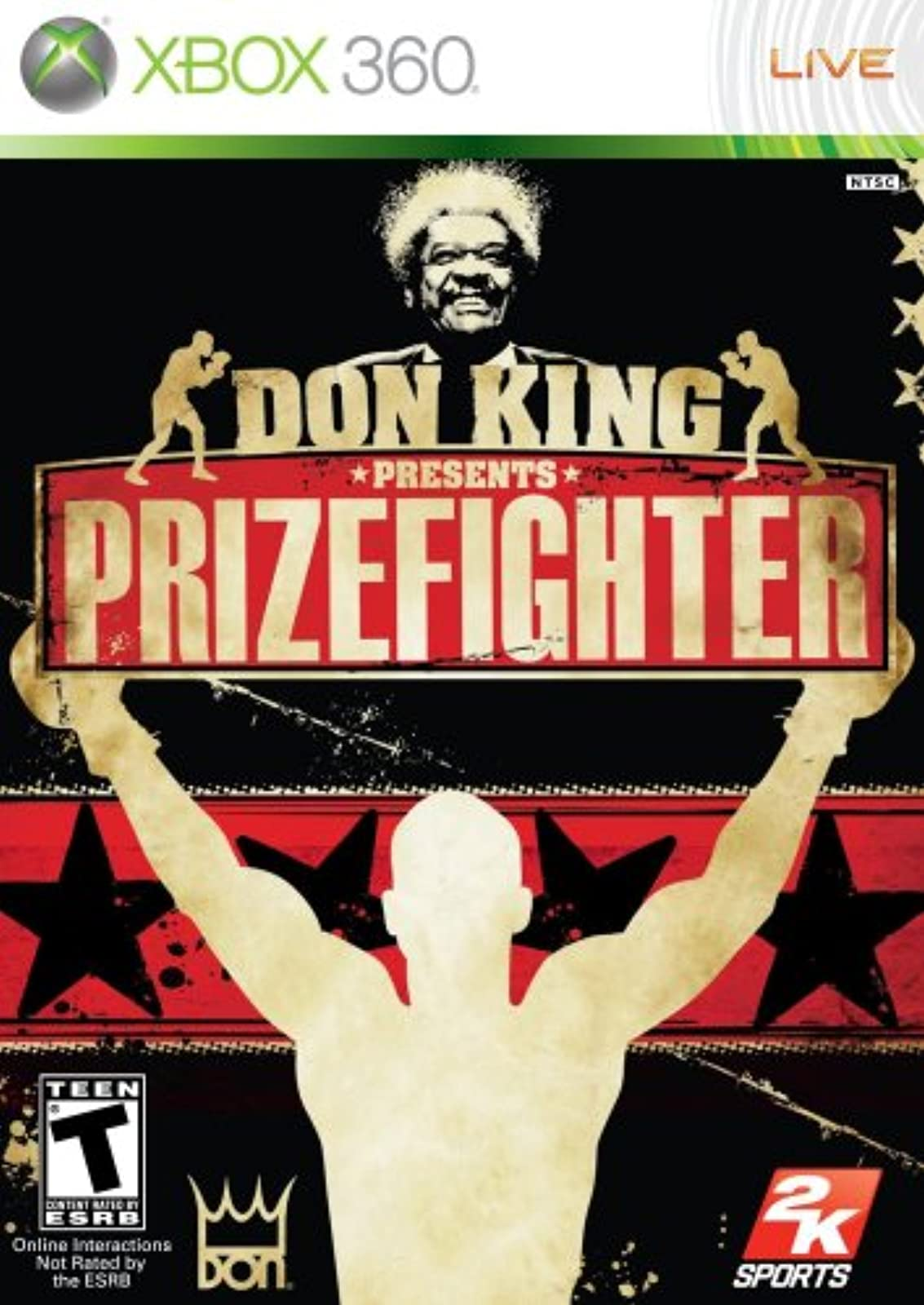 Don King Presents: Prize Fighter For Xbox 360