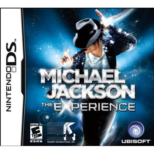 Michael Jackson The Experience For Nintendo DS DSi 3DS 2DS Music