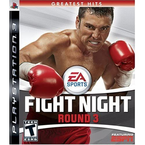 Fight Night Round 3 For PlayStation 3 PS3 Boxing