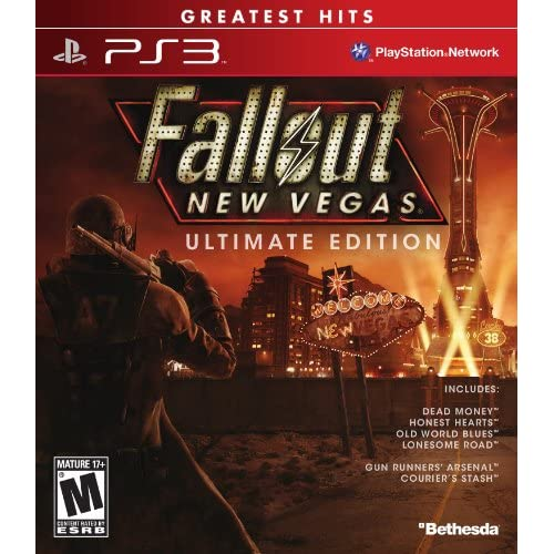 Fallout: New Vegas Ultimate Edition For PlayStation 3 PS3 Shooter