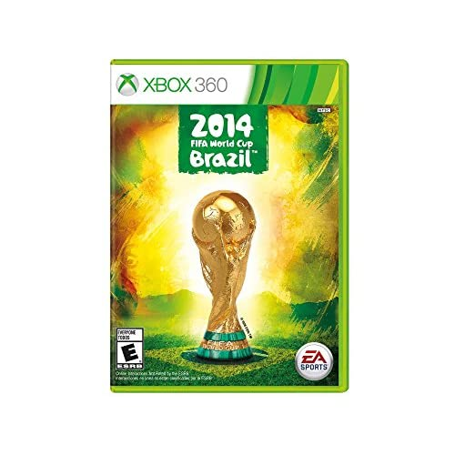 EA Sports 2014 FIFA World Cup Brazil For Xbox 360 Soccer