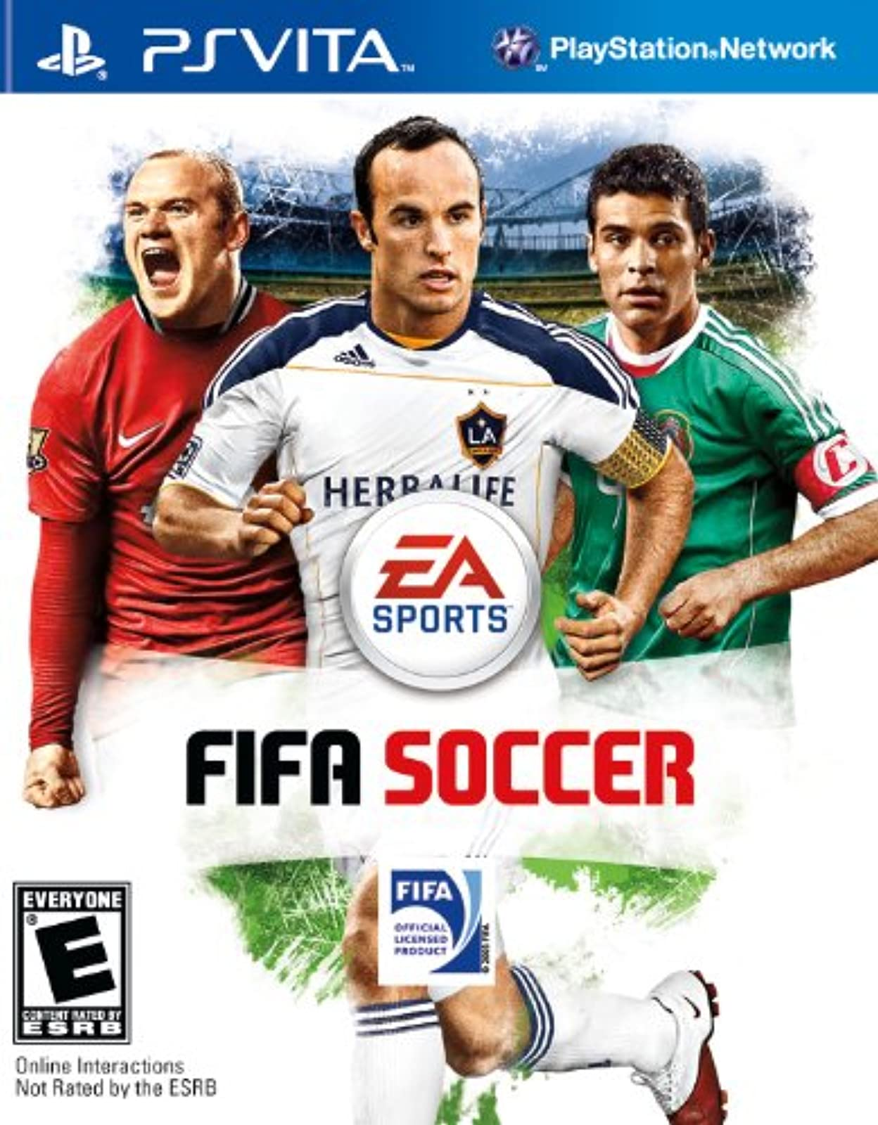 EA Sports FIFA Soccer PlayStation Vita For Ps Vita