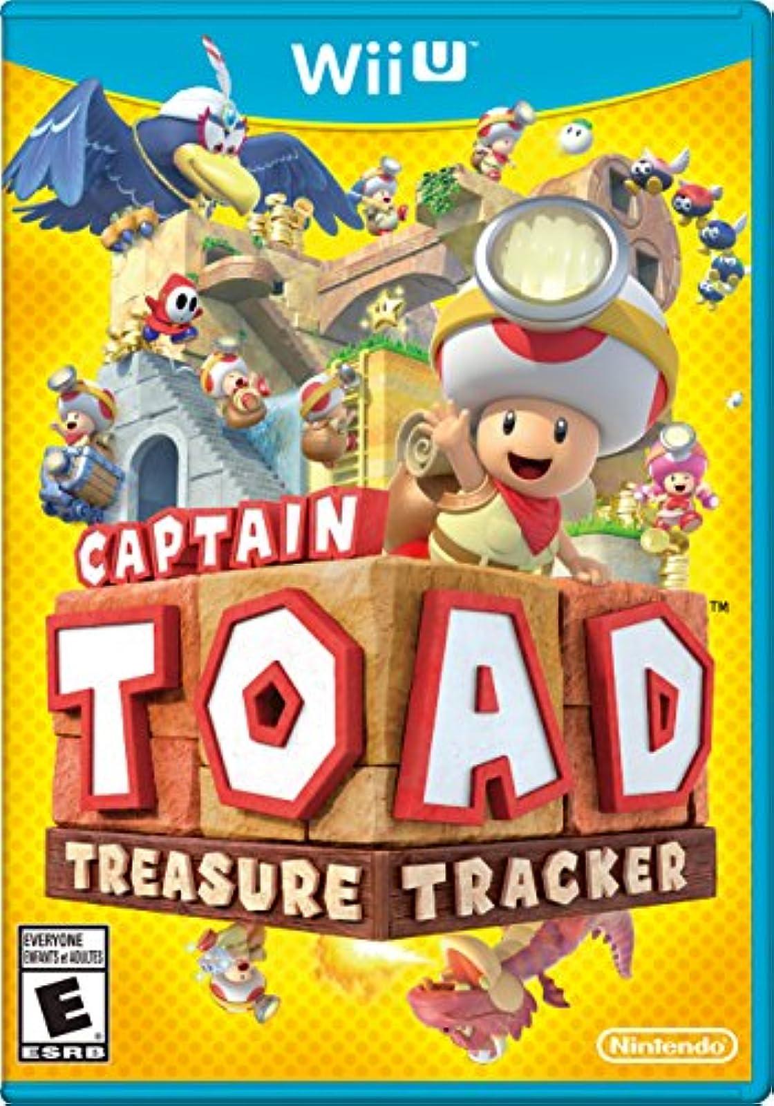Captain Toad: Treasure Tracker For Wii U