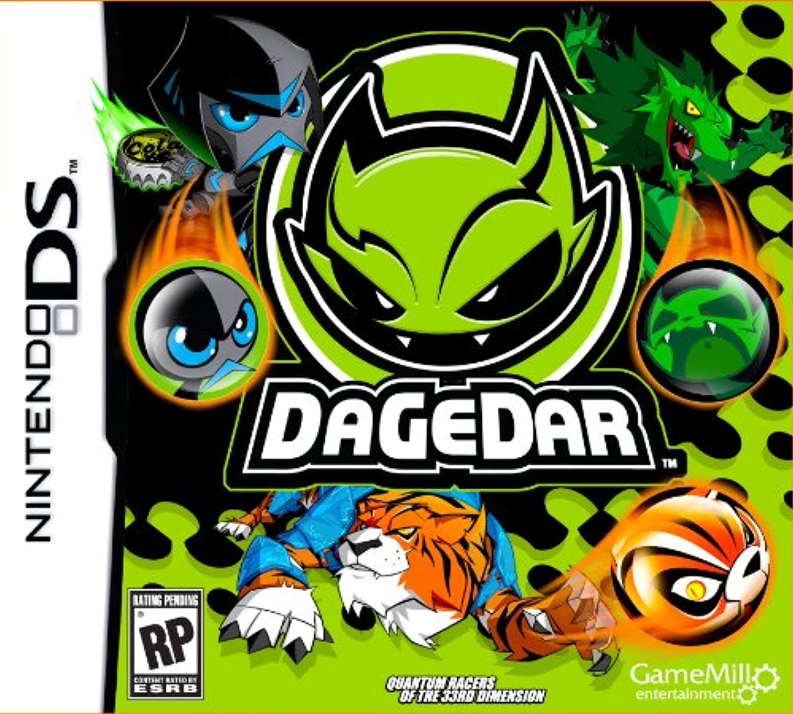 Dagedar For Nintendo DS DSi 3DS