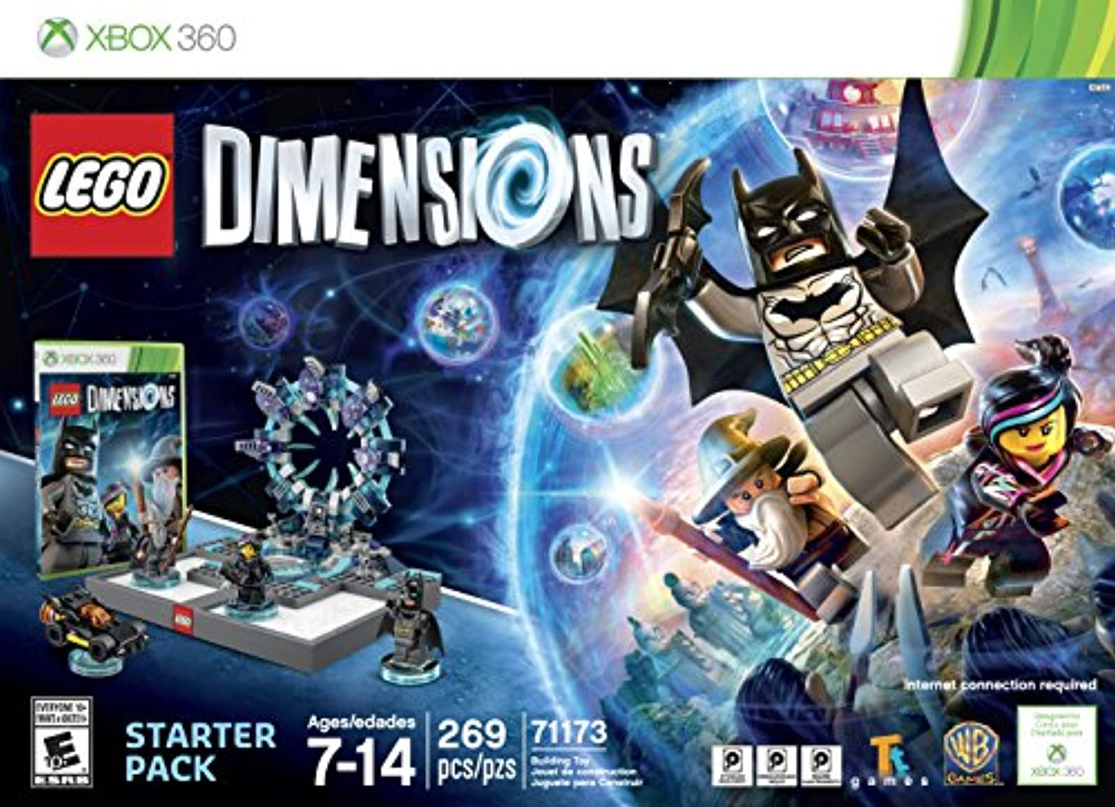 Lego Dimensions Starter Pack For Xbox 360 1000534190