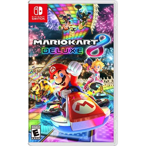 Mario Kart 8 Deluxe Nintendo Switch Racing