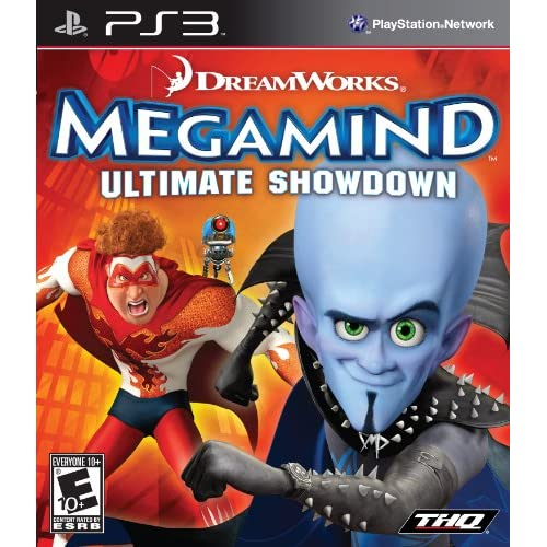 Megamind: Ultimate Showdown For PlayStation 3 PS3