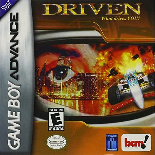 Driven Game Boy Advance For GBA Gameboy Advance