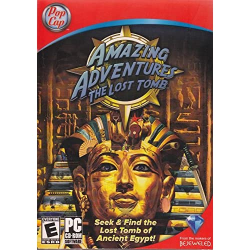 Image 0 of Amazing Adventures: The Lost Tomb PC Software