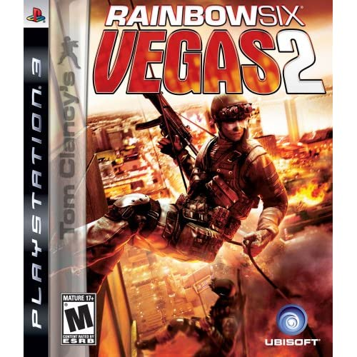 Image 0 of Tom Clancy's Rainbow Six Vegas 2 For PlayStation 3 PS3 6 Shooter