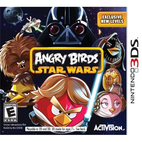 Angry Birds Star Wars Nintendo For 3DS