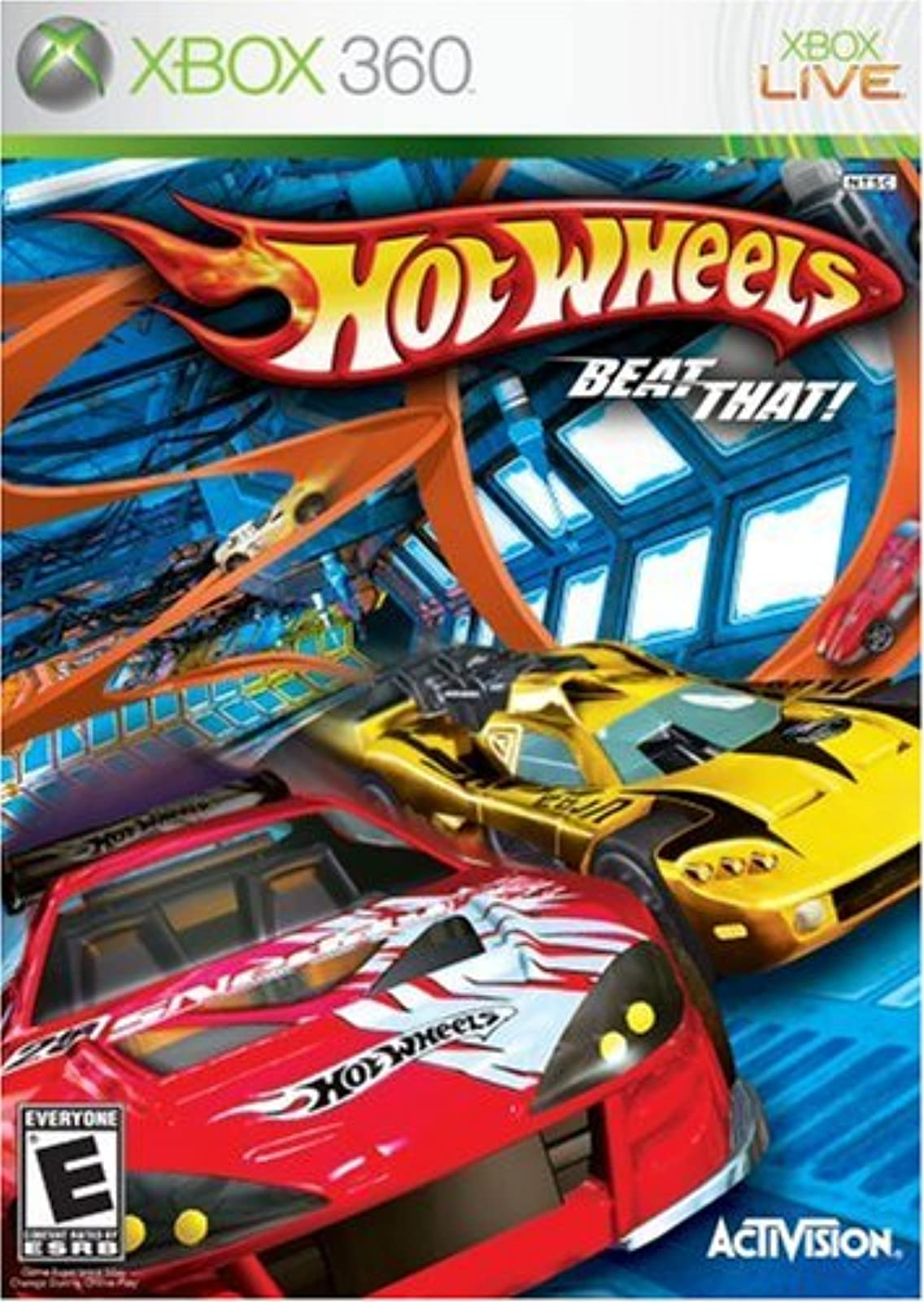 Hot Wheels: Beat That For Xbox 360