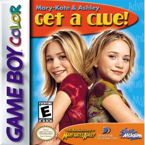 Image 0 of Mary-Kate And Ashley: Get A Clue On Gameboy Color