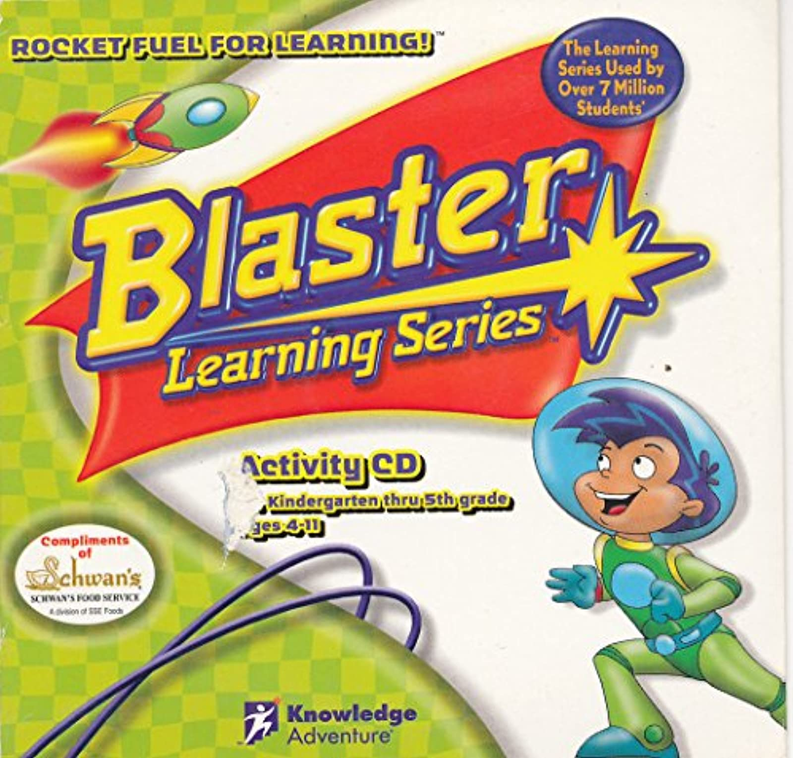 Blaster Learning Series: Activity CD Software