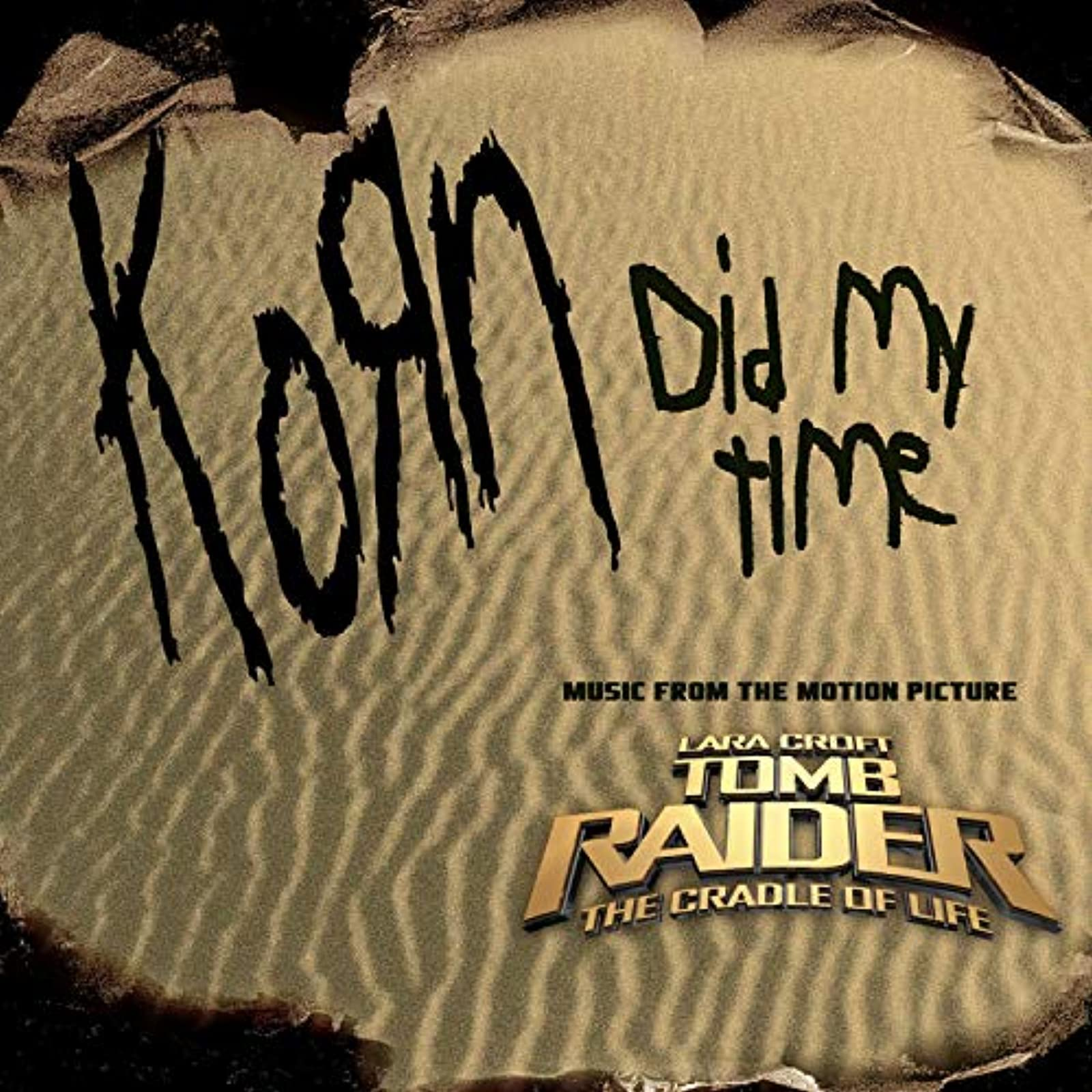 Did My Time By Korn On Audio CD Album 2003