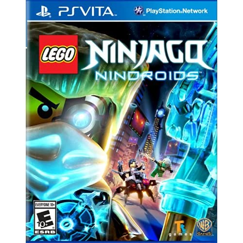Lego Ninjago Nindroids PlayStation Vita For Ps Vita