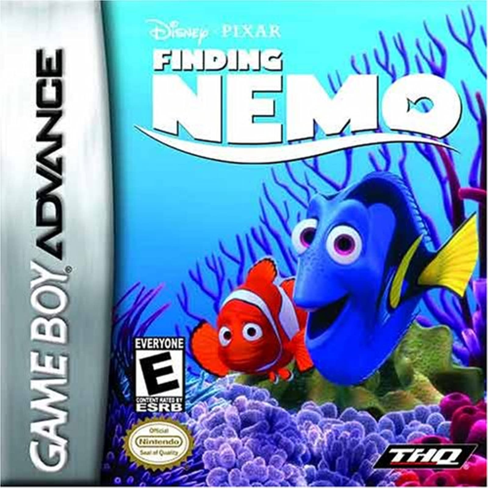 Finding Nemo For GBA Gameboy Advance