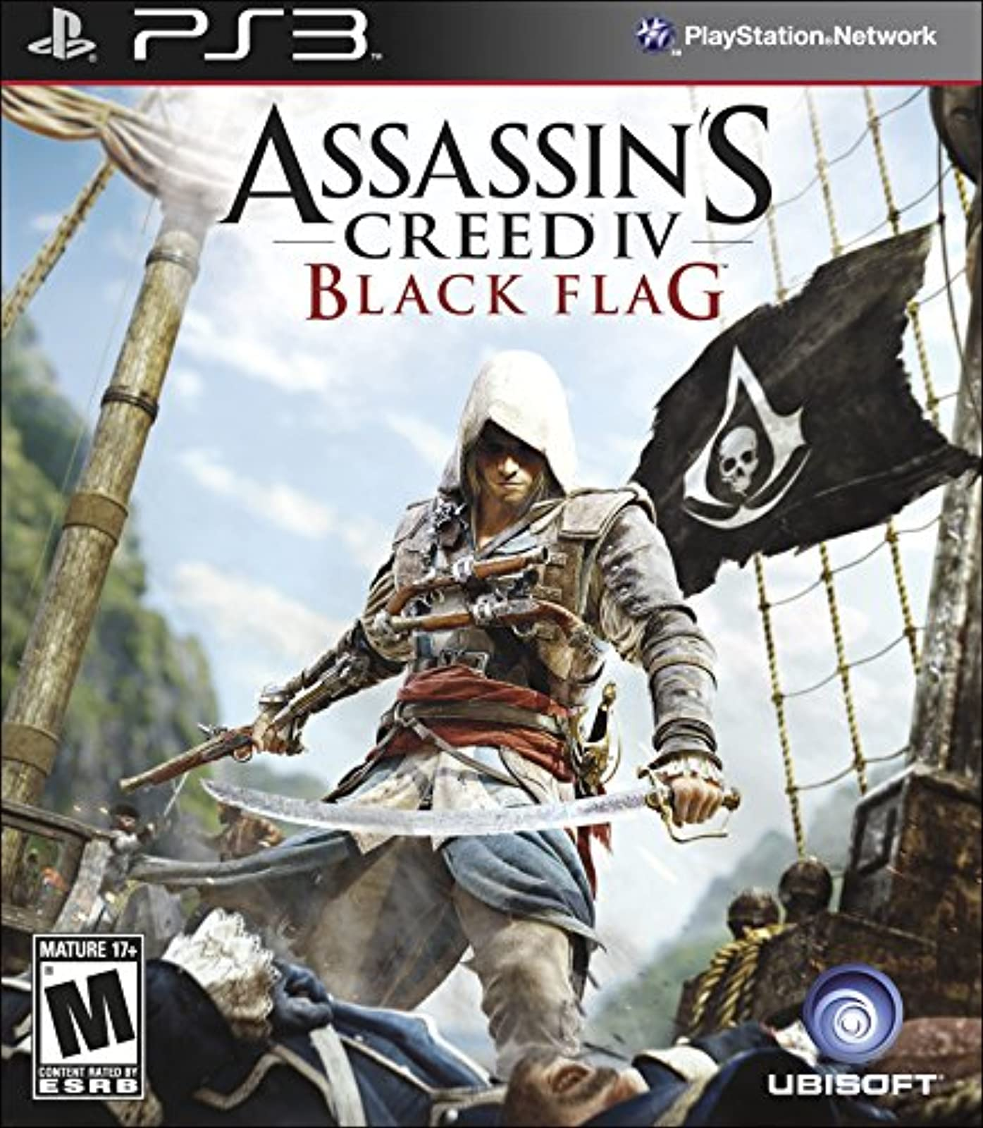 Assassin's Creed IV Black Flag For PlayStation 3 PS3 Fighting