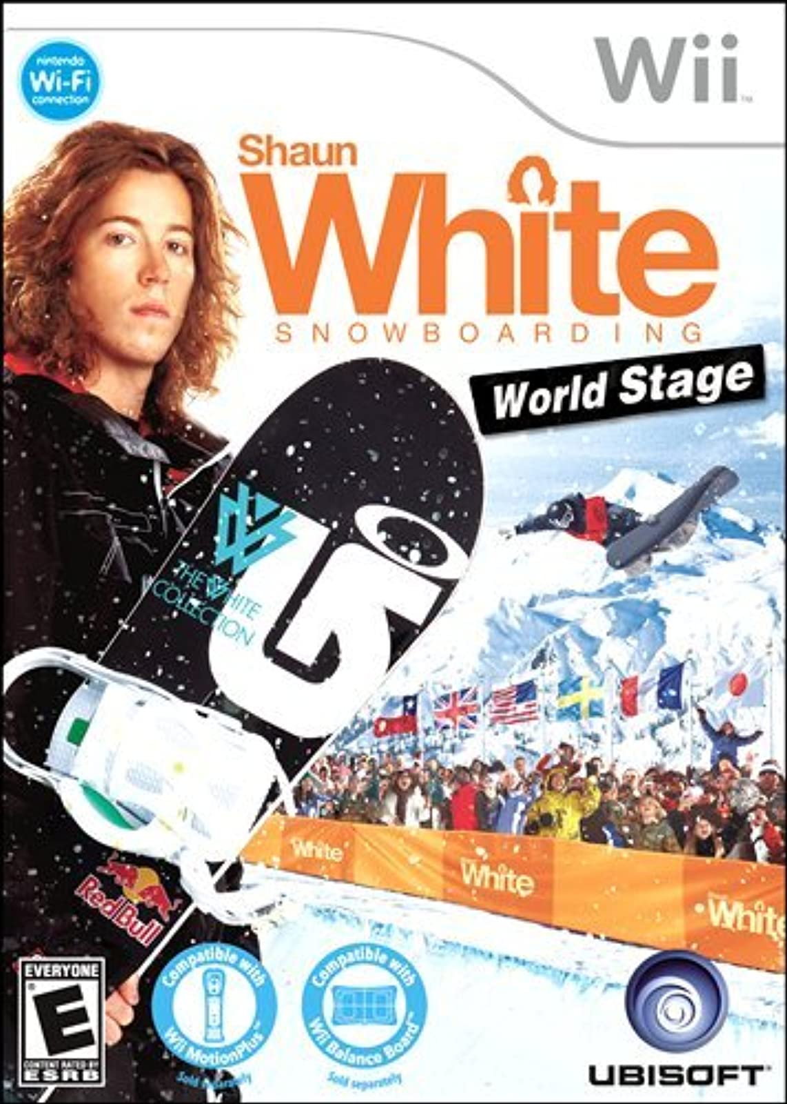 Shaun White Snowboarding: World Stage For Wii And Wii U