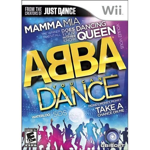 ABBA You Can Dance For Wii Music