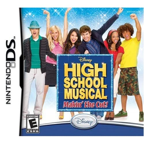 Disney's High School Musical: Making The Cut For Nintendo DS DSi 3DS