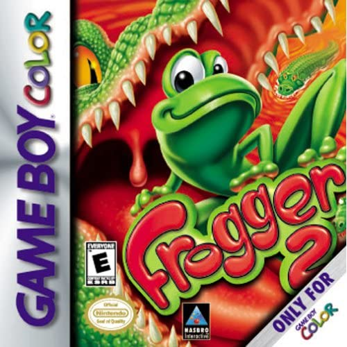 Frogger 2 On Gameboy Color