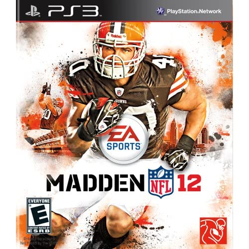 Image 0 of Madden NFL 12 For PlayStation 3 PS3 Football